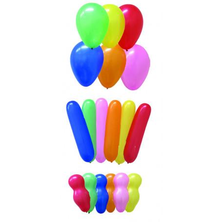 Barnkalas ballonger mix design