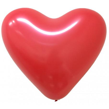 Ballong Hjärtformad 10-p