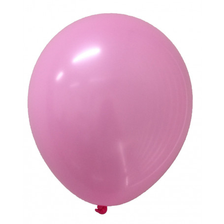 Ballong rund Rosa 20-p