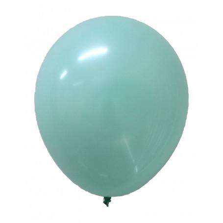 Runda ballonger i mint färg 20-p