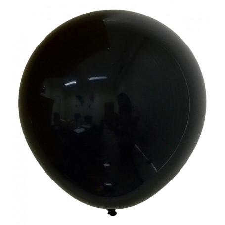 Latex ballonger svarta 20-p