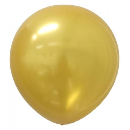 Latexballonger Guldfärgade 20-p