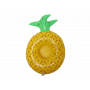 drickahållare som ser ut som en ananas, uppblåst