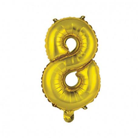 Sifferballong nr. 8, 86 cm