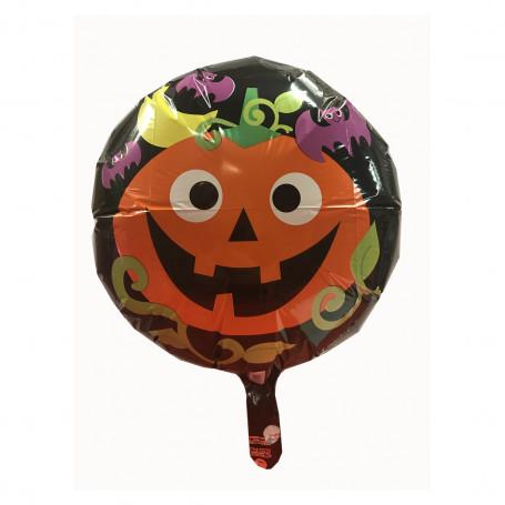 Pumpa folieballong med tryck