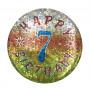 BIRTHDAY BADGE NR. 7