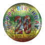 BIRTHDAY BADGE NR. 20