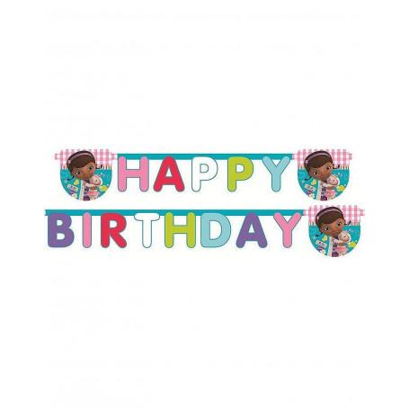 Happy Birthday Girlang Doc McStuffins