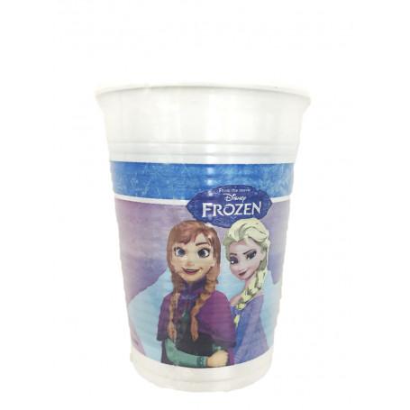 Kalasmuggar med motiv från Frost (frozen), Elsa och Anna
