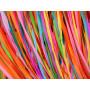 XL Party popper med 20 M serpentiner rainbow