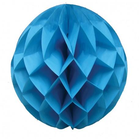 Dekorationsboll Blå 30 cm