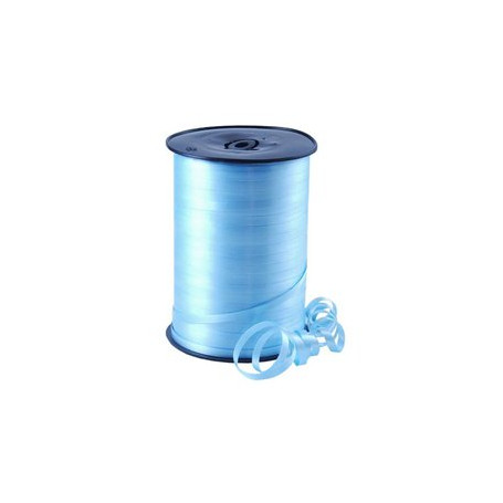 Ballongsnöre - Ljusblå metallisk 457 M