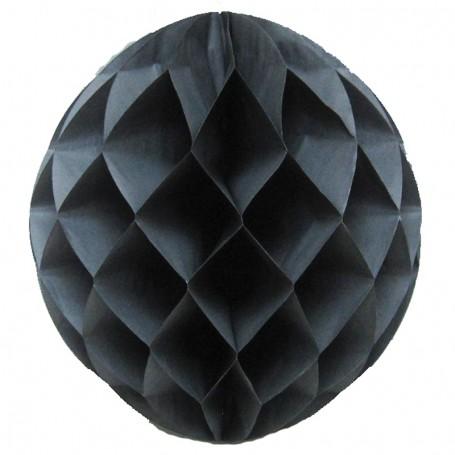 Dekorationsboll Svart 30 cm