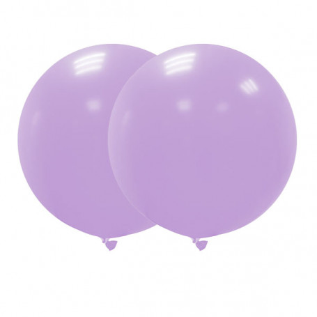 Jätteballonger 90 cm lila