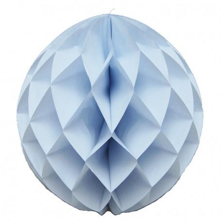 Dekorationsboll Vit 30 cm