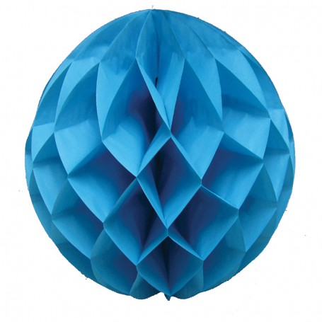 Dekorationsboll Blå 35cm
