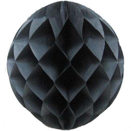 Dekorationsboll Svart 35cm