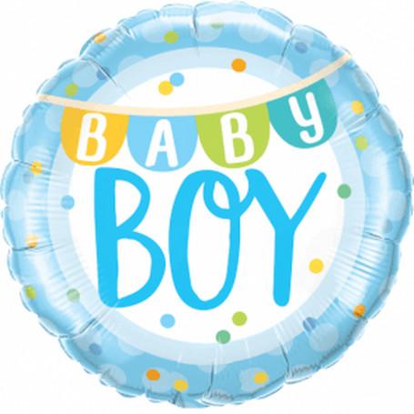 Baby Boy folieballong