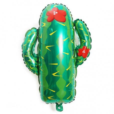 Kaktus folieballong XL