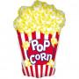 Popcorn folieballong
