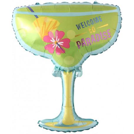 Cocktail folieballong