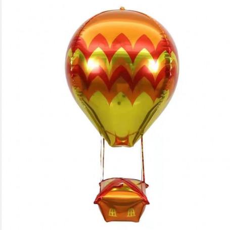 3D varmluftsballong folieballong
