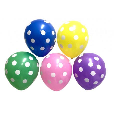 Prickiga ballonger 10P