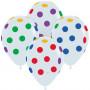Vita prickiga ballonger