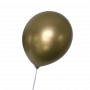Guldballonger 10-pack