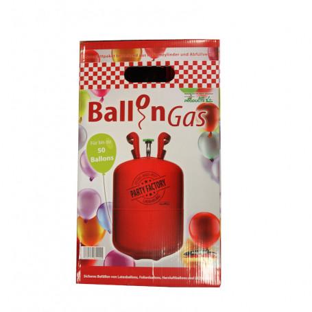 Stor Heliumtub till latexballonger och folieballonger.