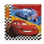 Pappersservetter med Blixten McQueen från filmen Cars.