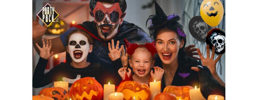 Halloweenfest dekoration - Partypack.se