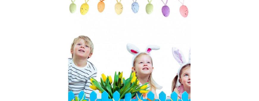 Glad Påsk   Påskpynt och påskdekoration   Partypack.se